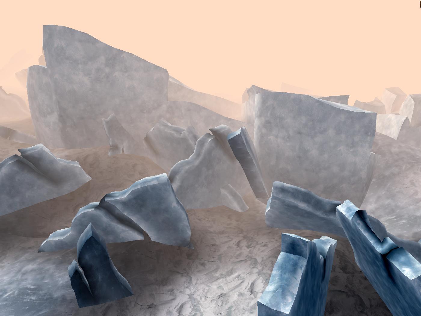 Mortrag Glacier