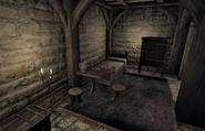 Rosethorn Hall Basement Servants Bed