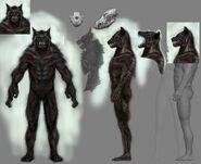 Werewolf Male