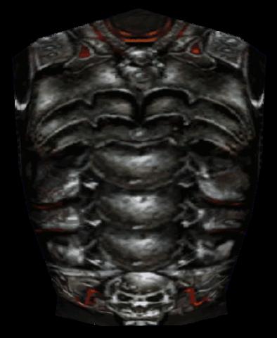 Даэдрическая кираса (Morrowind)