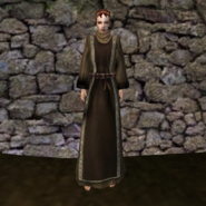 Простая мантия 17 (Morrowind) жен