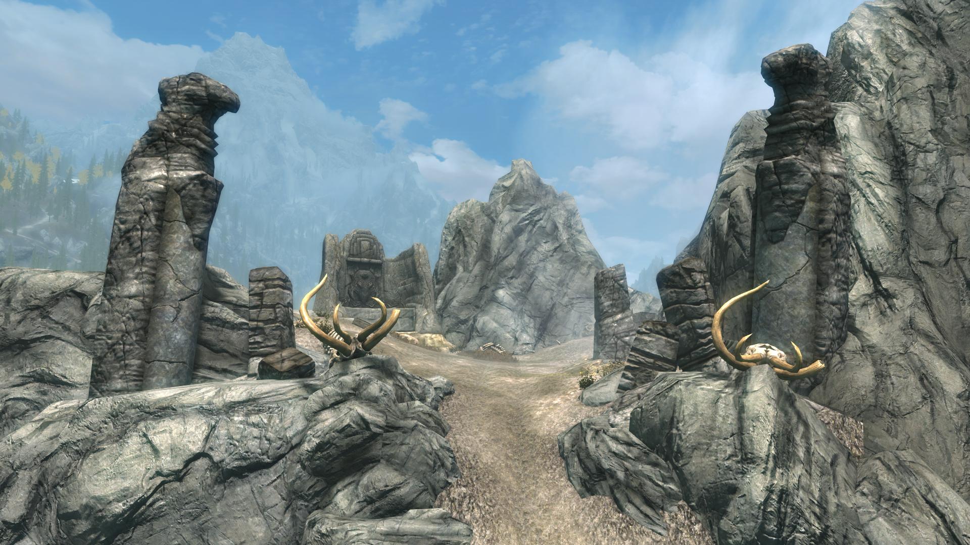 Скелетный гребень (Skyrim)