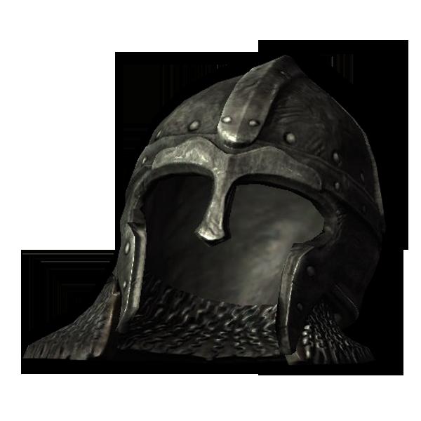 Стальной шлем (Skyrim)