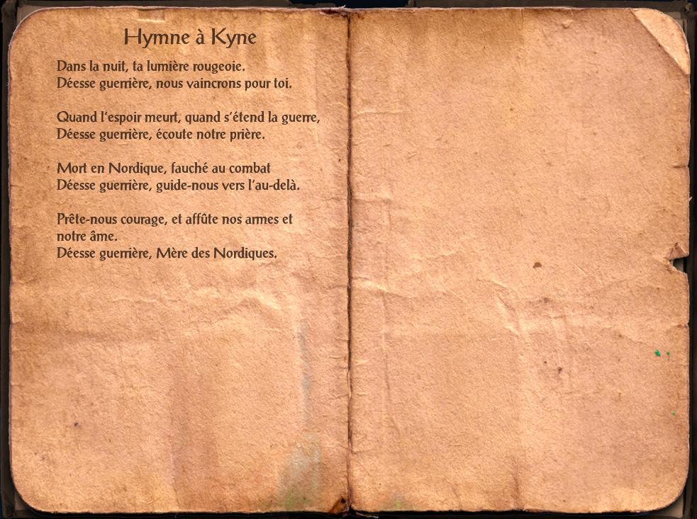 Hymne à Kyne
