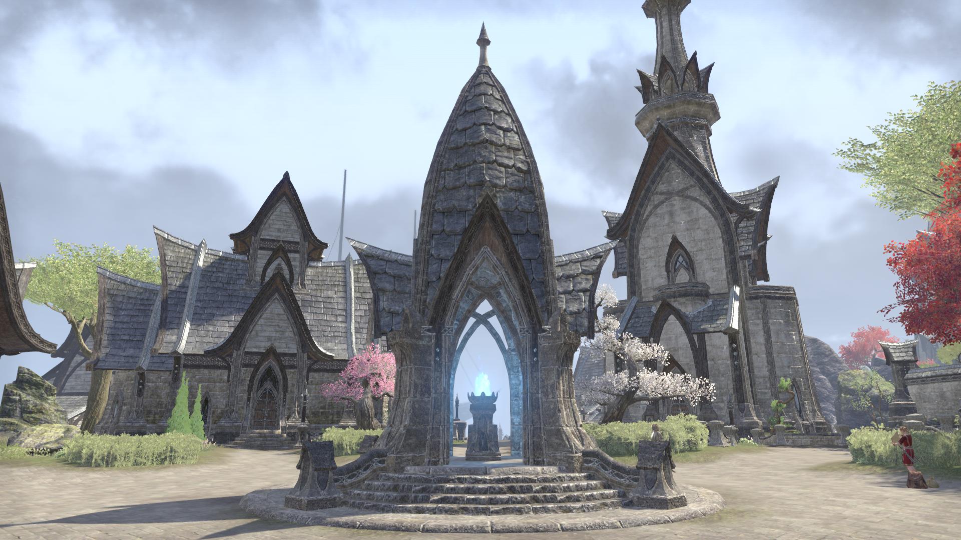 Дорожное святилище Вулхельского Дозора