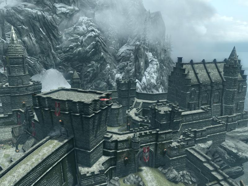 Мрачный замок (Skyrim)