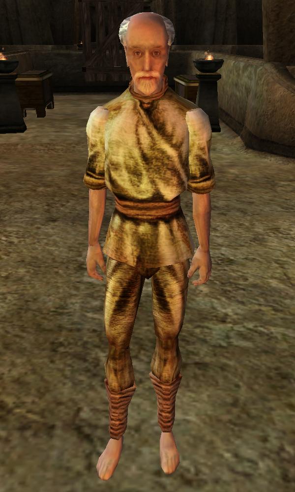 Unused Characters (Morrowind)