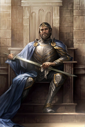 High King Emeric card art