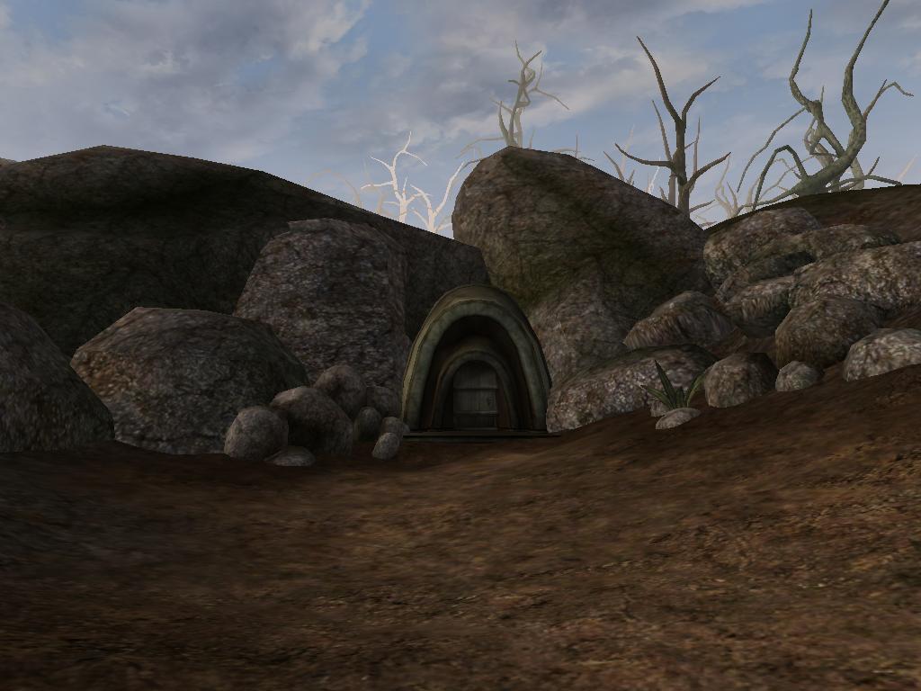 Salothran Ancestral Tomb (Morrowind)