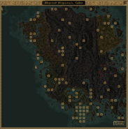 Shunned Shipwreck World Map