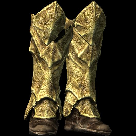Костяные сапоги (Dragonborn)