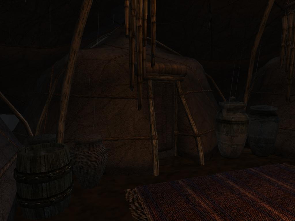 Ashkhan's Yurt (Ahemmusa)