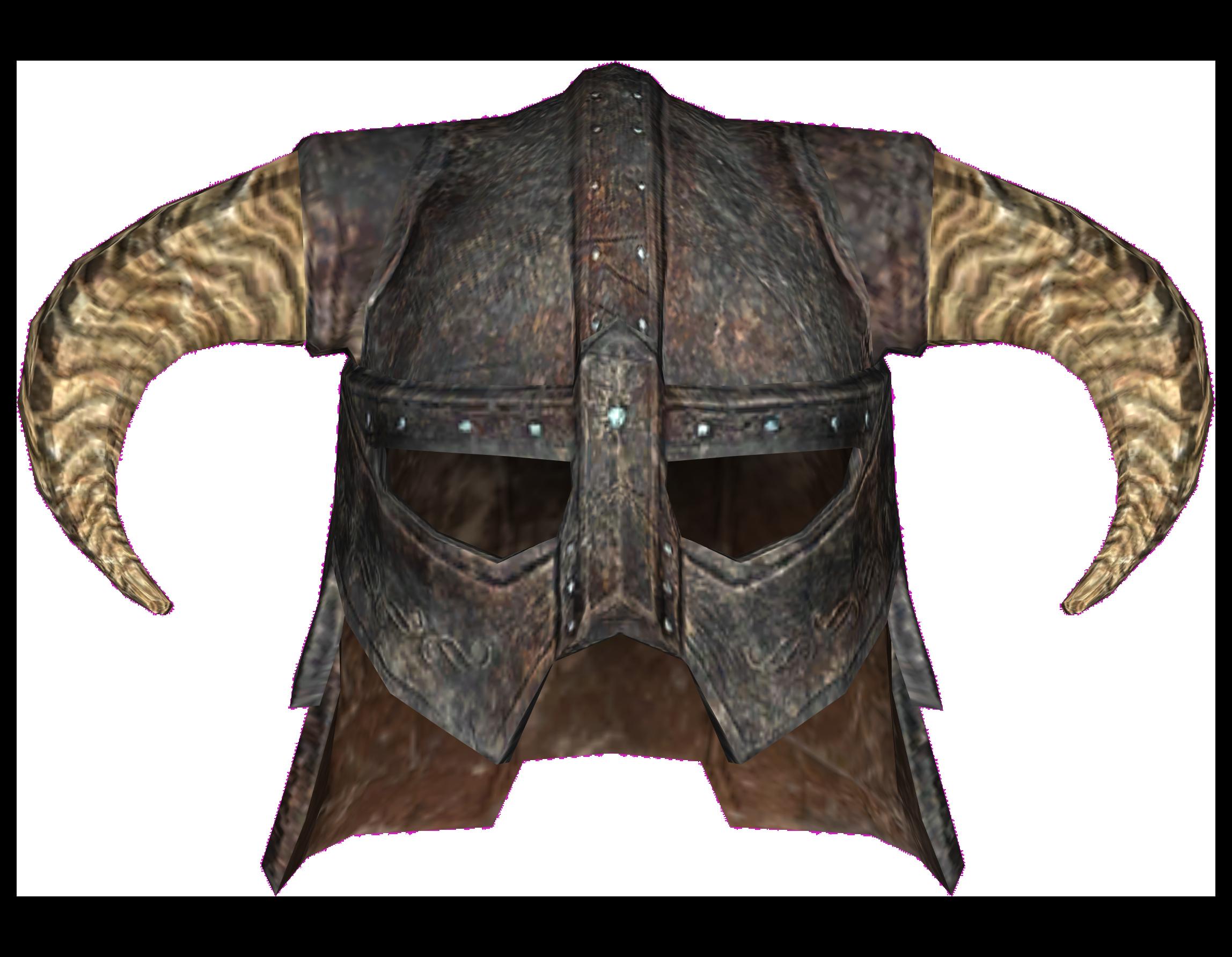 Iron Helmet (Skyrim)