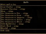 Spell Merchants (Morrowind)