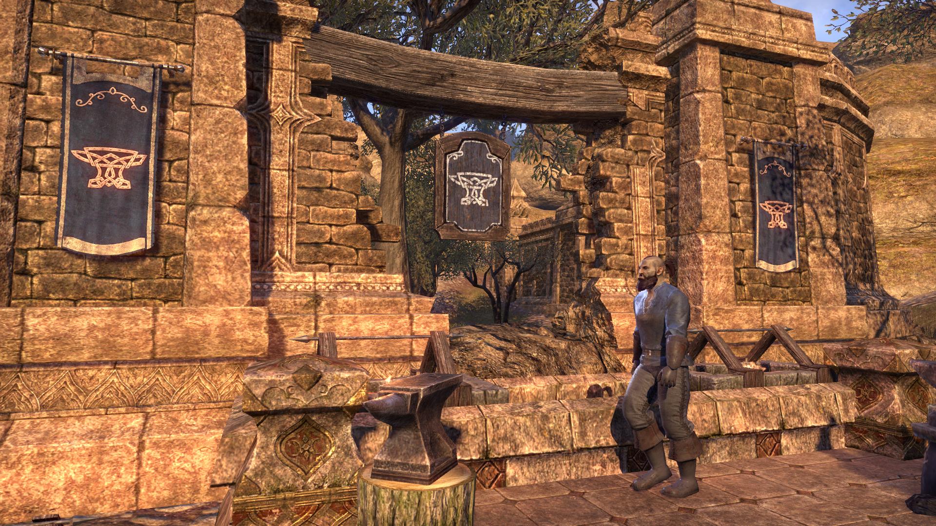 The Black Anvil (Marketplace)