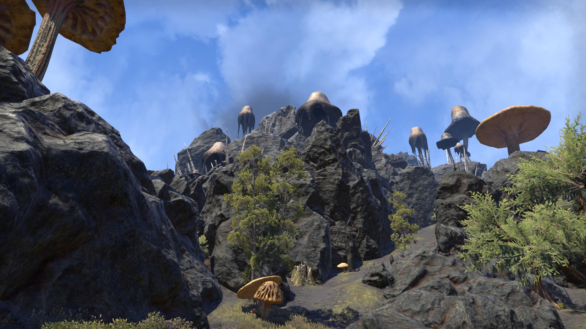Гора Канд (Online: Morrowind)