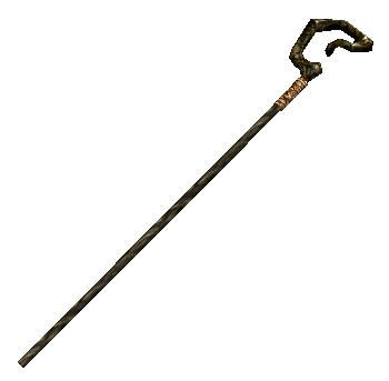 Деревянный посох (Morrowind)