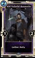 Ald Velothi Assassin (Legends) DWD