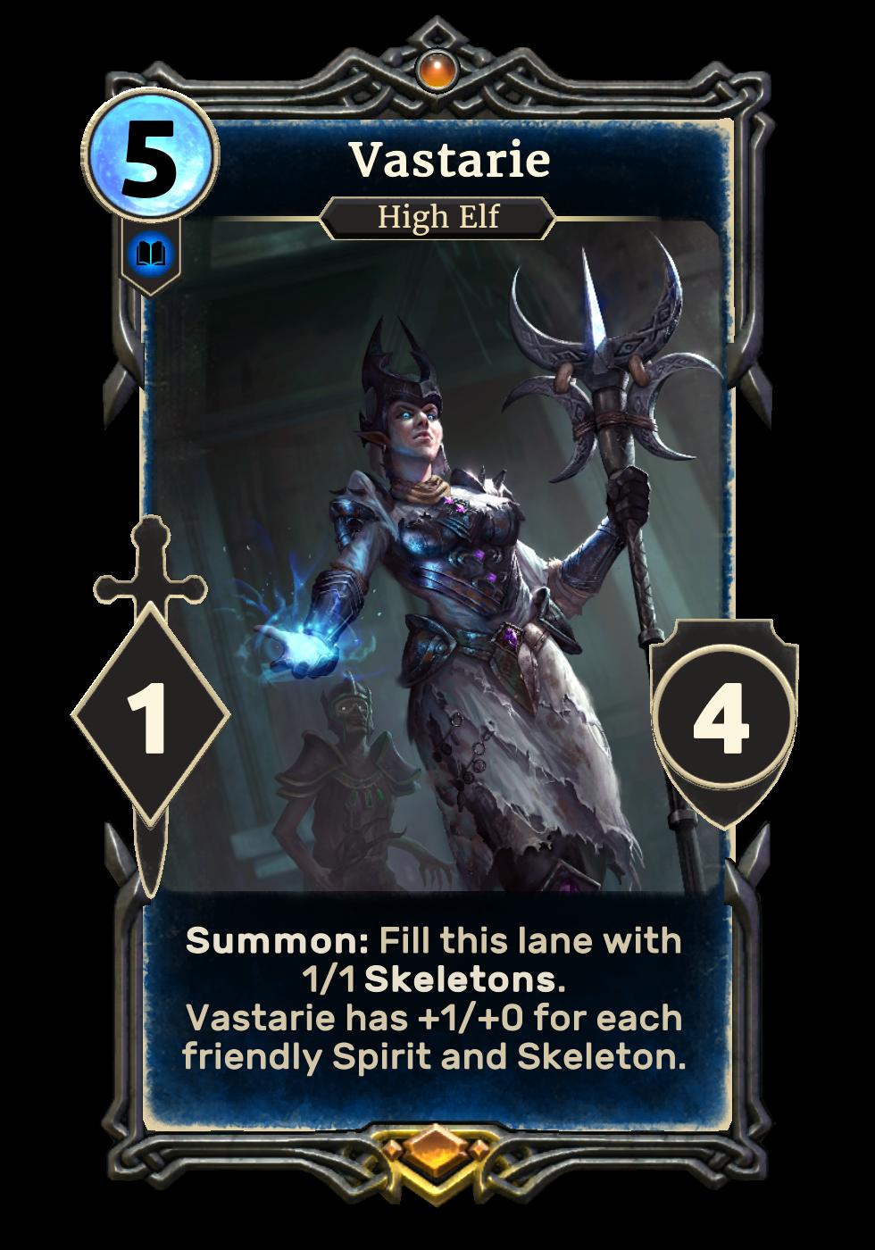 Vastarie (Legends)