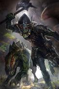 Tazkad, lider stada (Legends)