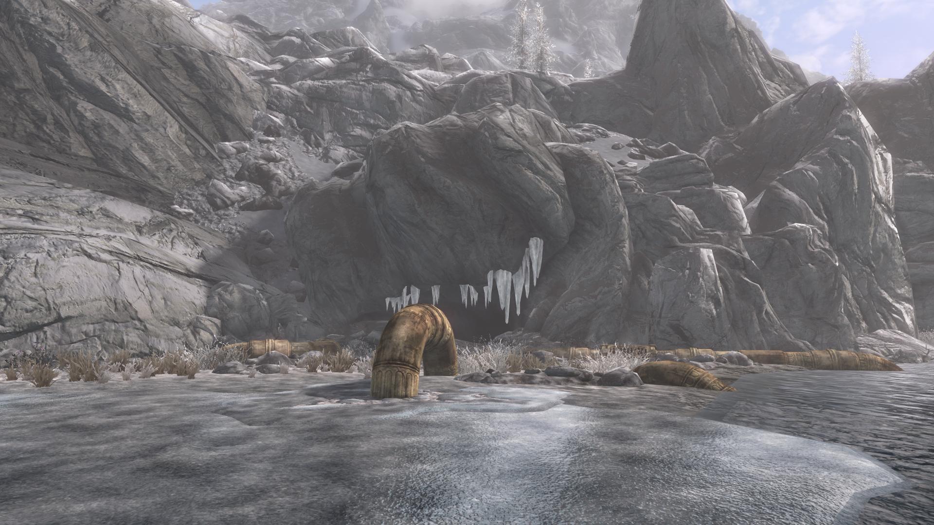 Пещера Бронзовая вода