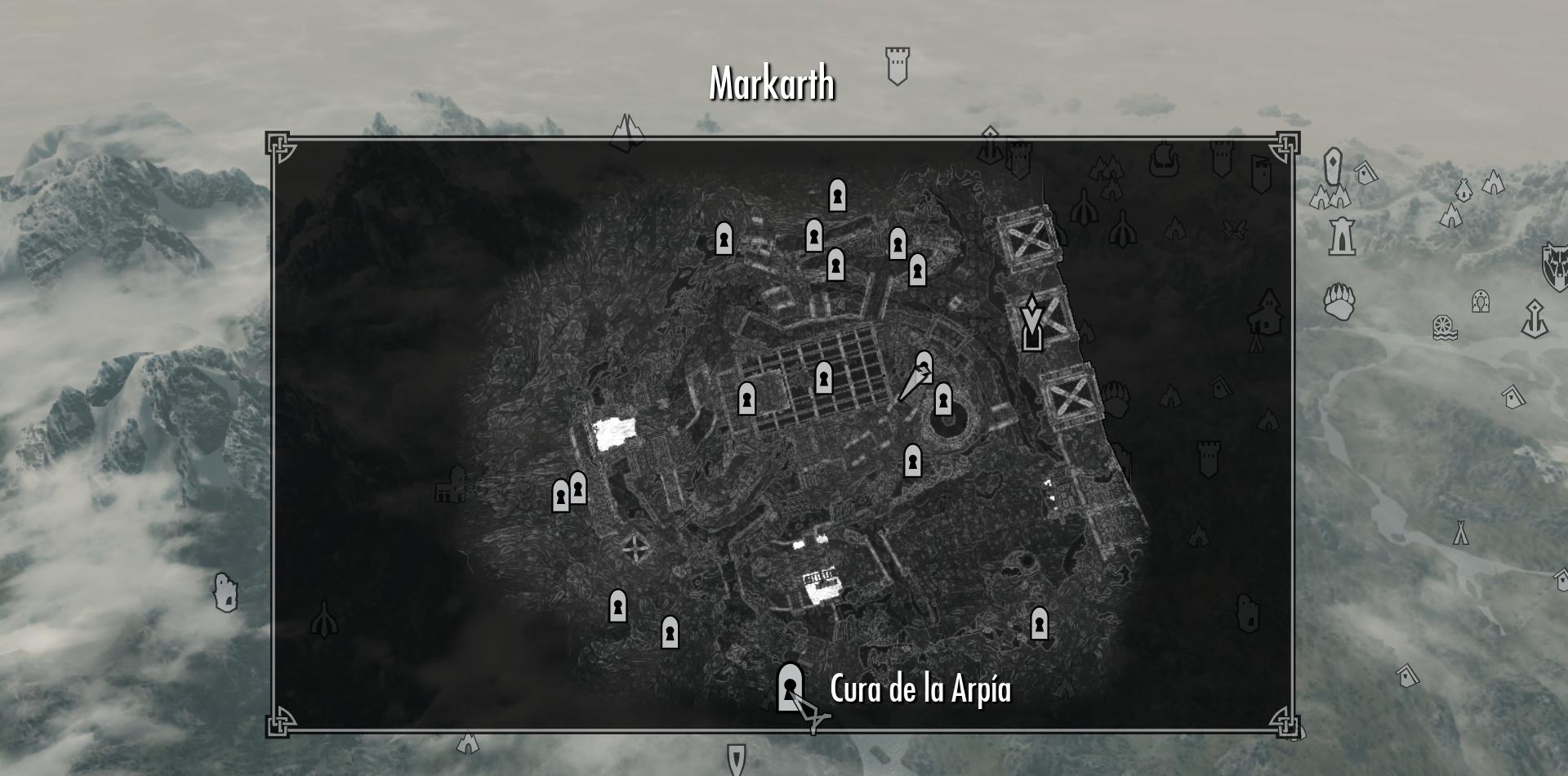 Cura de la Arpía