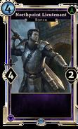 Northpoint Lieutenant (Legends) DWD