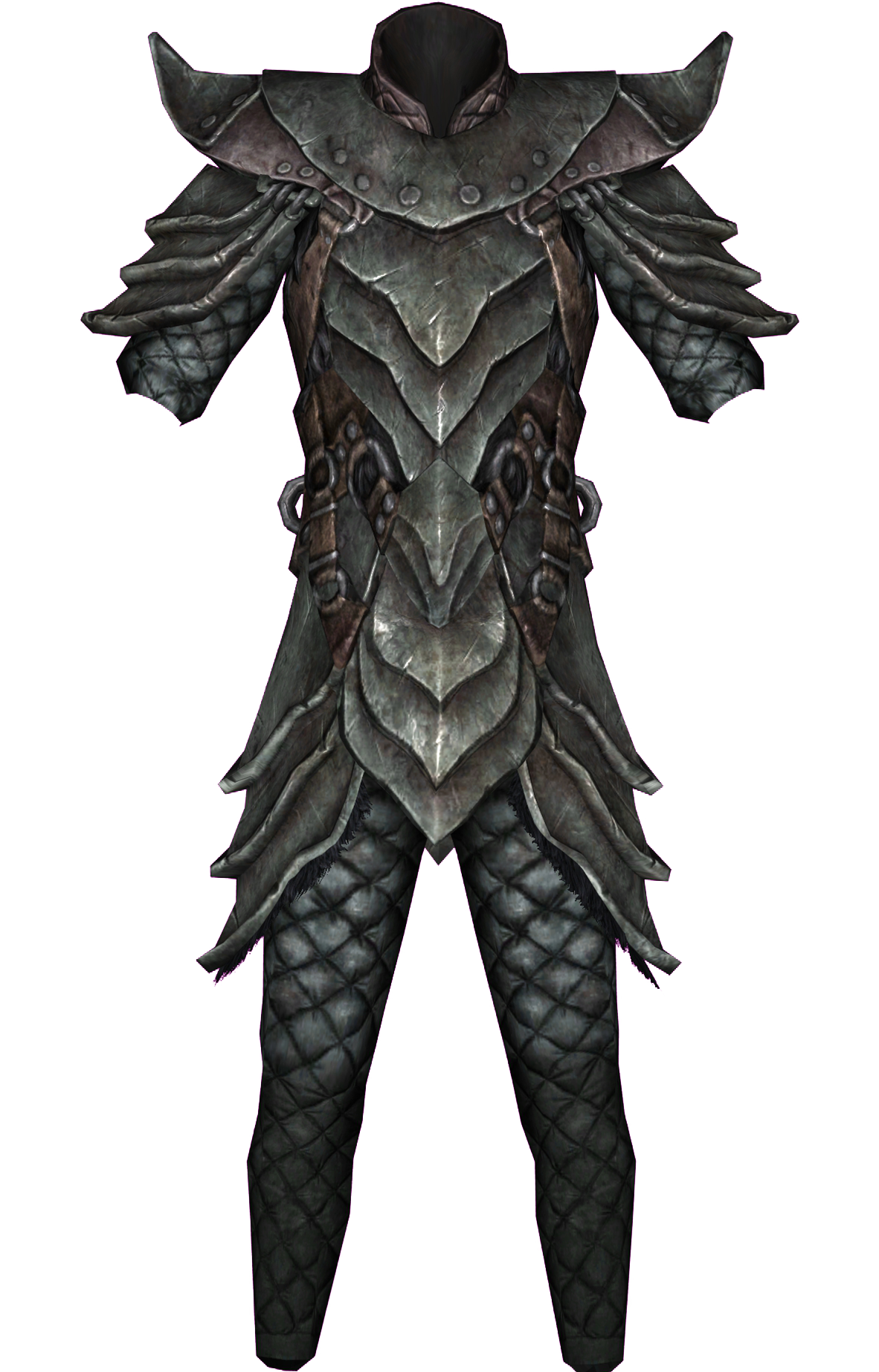 Orcish Armor (Armor Piece)