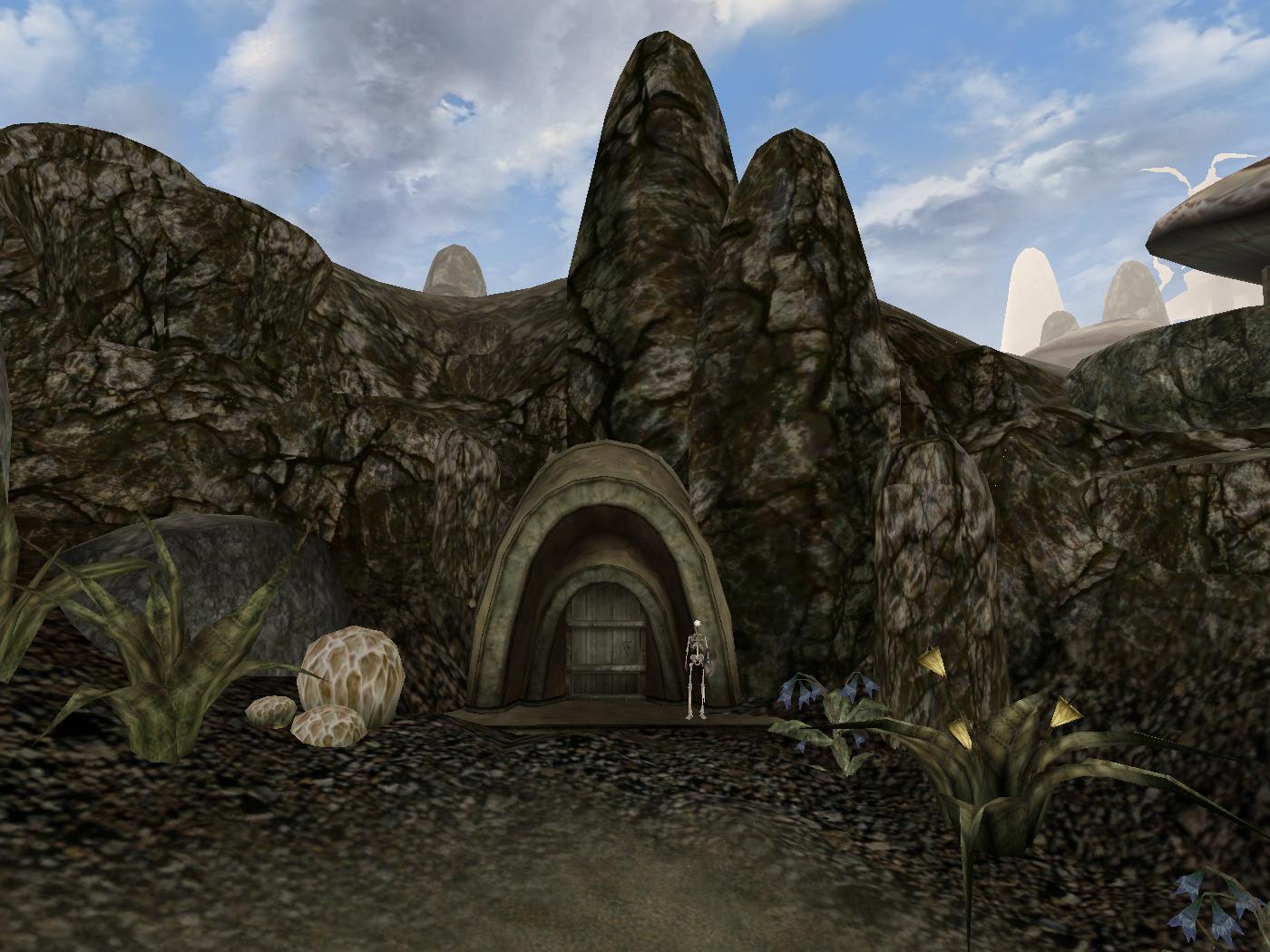 Savel Ancestral Tomb