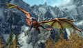 Soaring Revered Dragon
