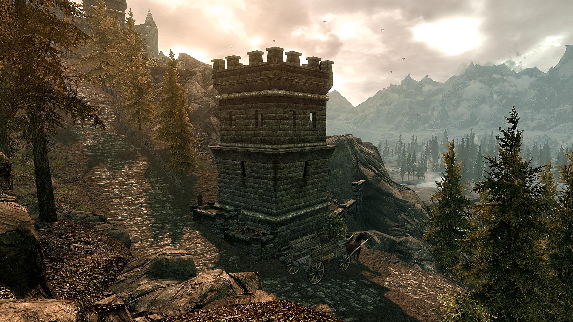 Небесная башня