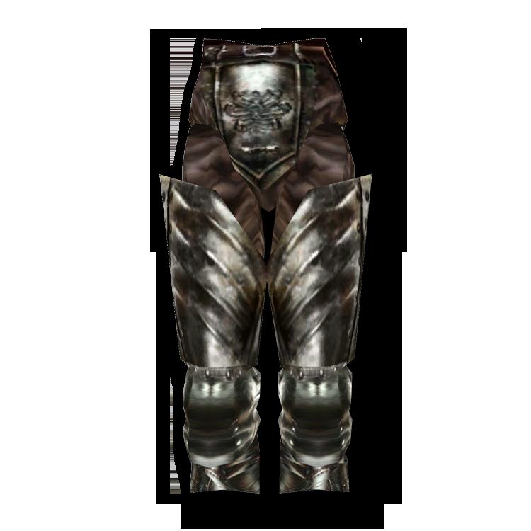 Стальные поножи (Morrowind)