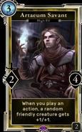 Artaeum Savant (Legends) DWD