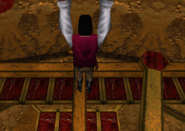 Redguard - Saving Hayle's Soul - Climbing Down from Elevator