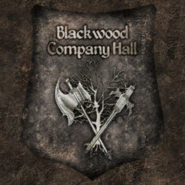 TESIV Sign Blackwood Company Hall
