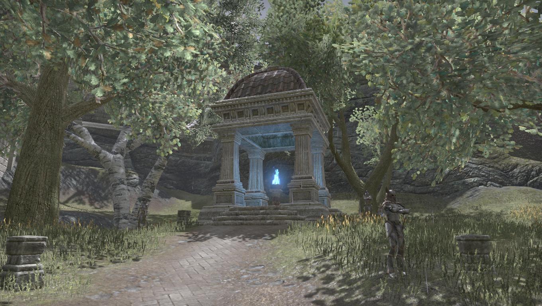Дорожное святилище Восточных врат Эльсвейра