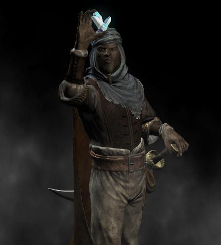 Алик'рский воин