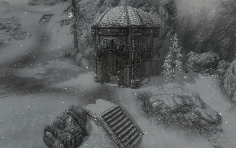 Great Lift at Raldbthar
