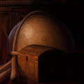 Nirn Globe Dark Brotherhood Promotion