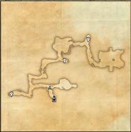 Crosswych Mine Map