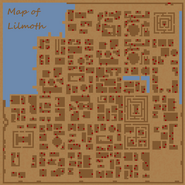 Lilmoth Map