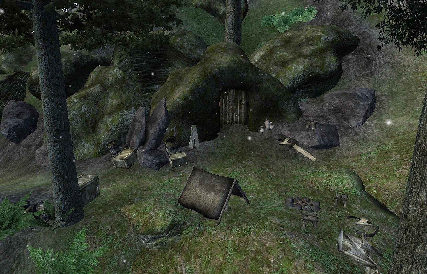 Rickety Mine
