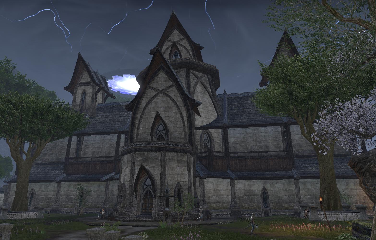 Vulkhel Guard Mages Guild