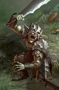 Dzikus z Błot (Legends)