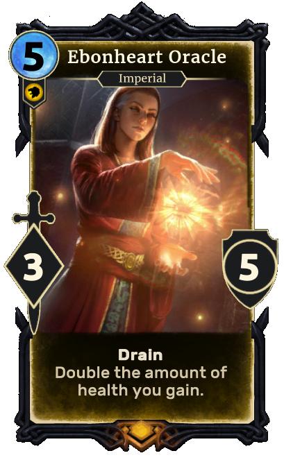 Ebonheart Oracle