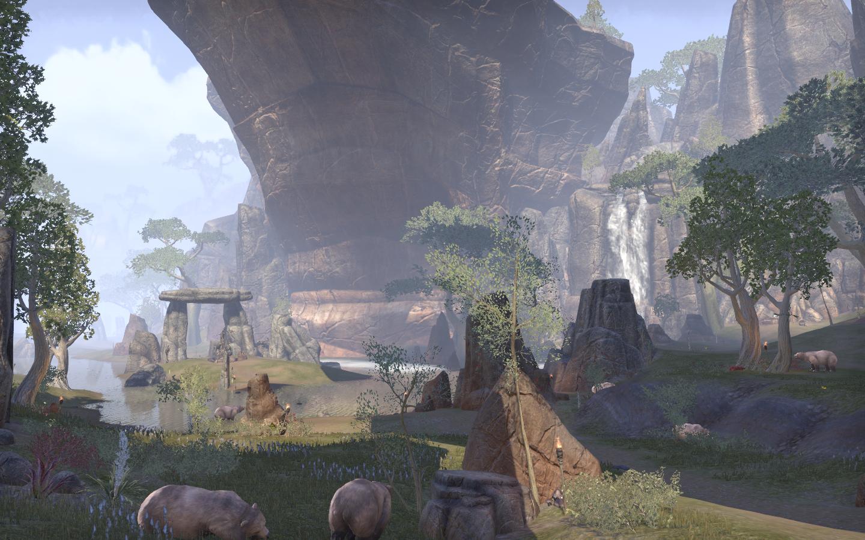 Fallen Grotto