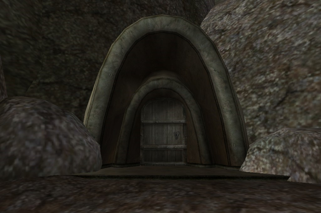 Tharys Ancestral Tomb (Morrowind)