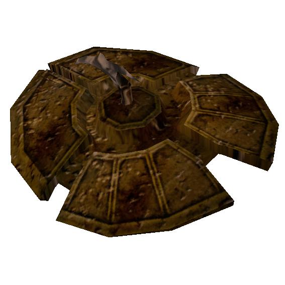 Двемерский боевой щит