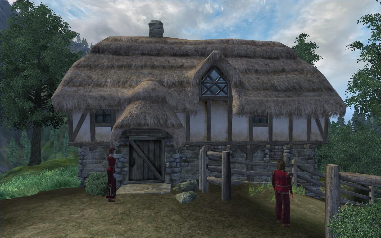 Дом Драраны Телис