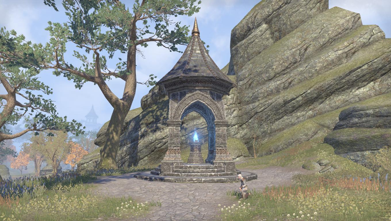 Дорожное святилище башни Душелишённых